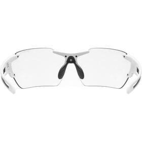 UVEX Sportstyle 803 V Sportglasses small white/smoke